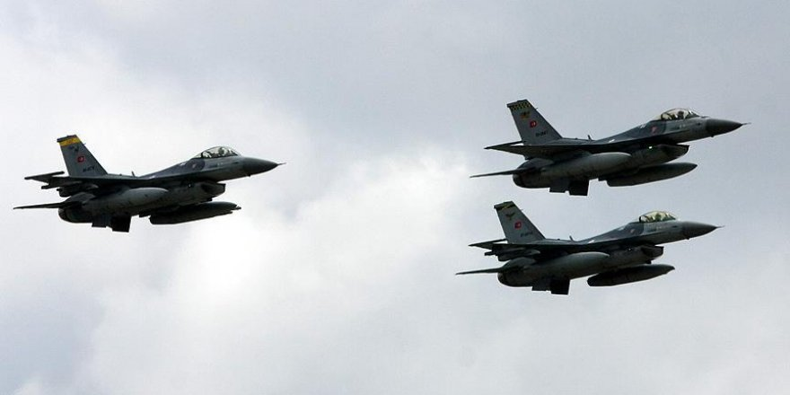 Suriye'de 4 hedef imha edildi