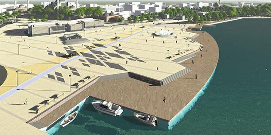 Bu projeyle Üsküdar'ın çehresi değişecek