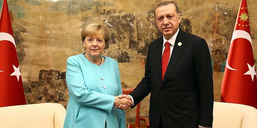 Erdoğan net konuştu: Terör koridoruna izin vermeyeceğiz