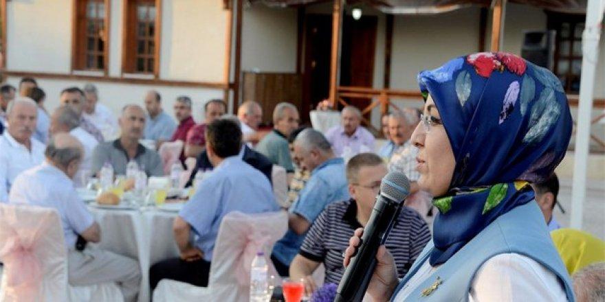 Fatma Toru'dan kentsel dönüşüm açıklaması