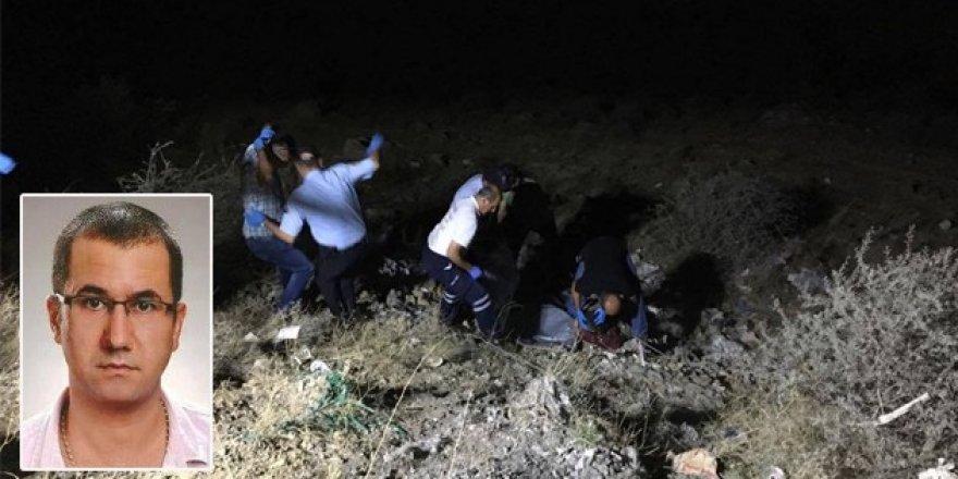 Konya'da boş arazide ceset bulundu