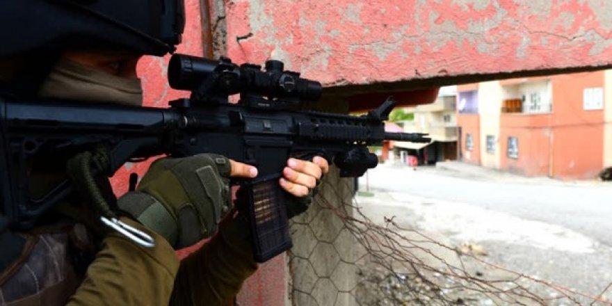 """PKK'nın """"Tendürek sorumlusu"""" öldürüldü"""
