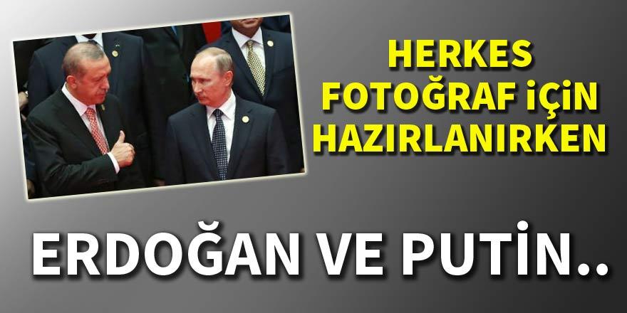 Erdoğan ve Putin diyaloğu dikkat çekti