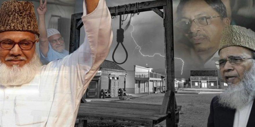 Müslüman liderler 'sessizce' idam ediliyor