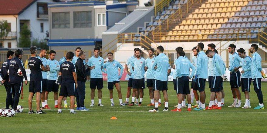 Türkiye'nin Dünya Kupası yolculuğu başlıyor