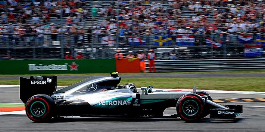 İtalya Grand Prix'sini Rosberg kazandı