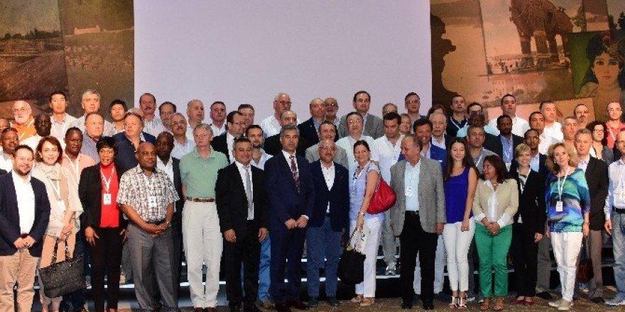 Büyükelçiler Çanakkale'de