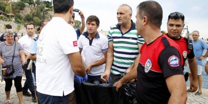 Antalya'da batan tekneden acı haberler geldi