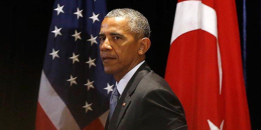 ABD Başkanı Obama'dan 15 Temmuz darbe girişimi açıklaması