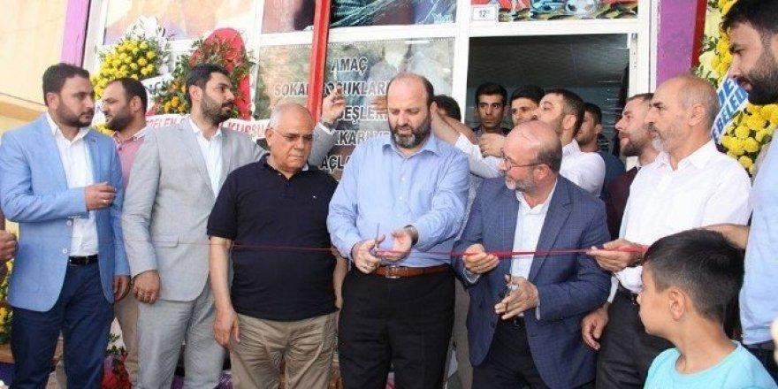 Şanlıurfa'da yardıma muhtaçlar için dayanışma mağazası açıldı