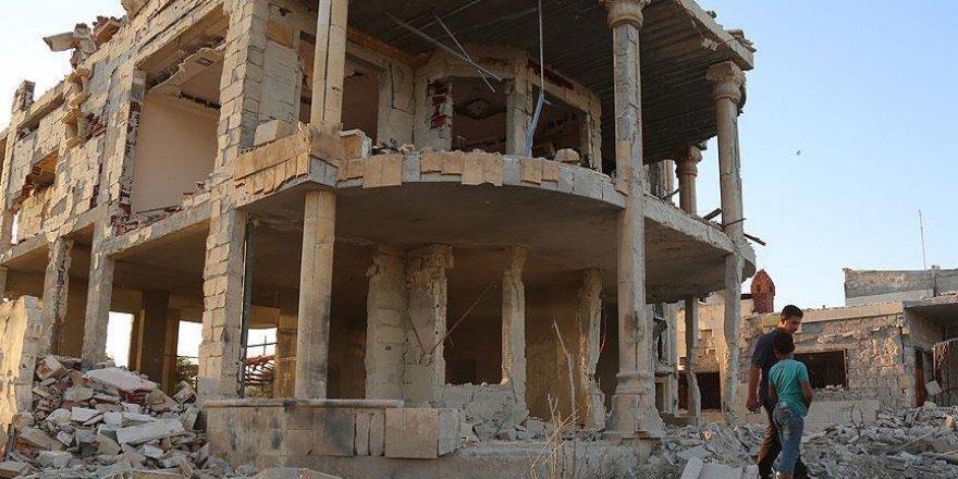 Rus savaş uçağı İdlib'te hastaneyi bombaladı