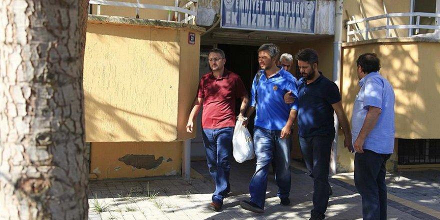 Eski AK Parti Milletvekili Şahin FETÖ soruşturmasından adliyede