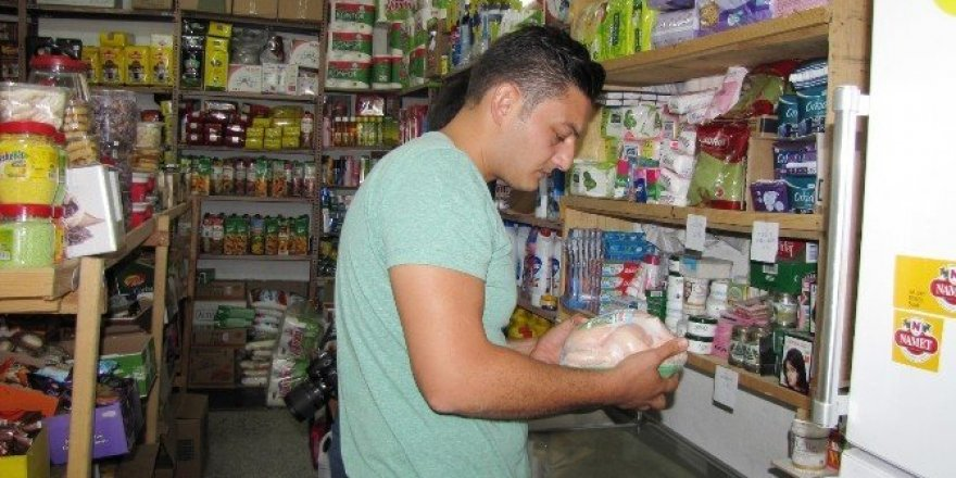 Hisarcık İlçe Gıda, Tarım ve Hayvancılık Müdürlüğü'nden gıda denetimi