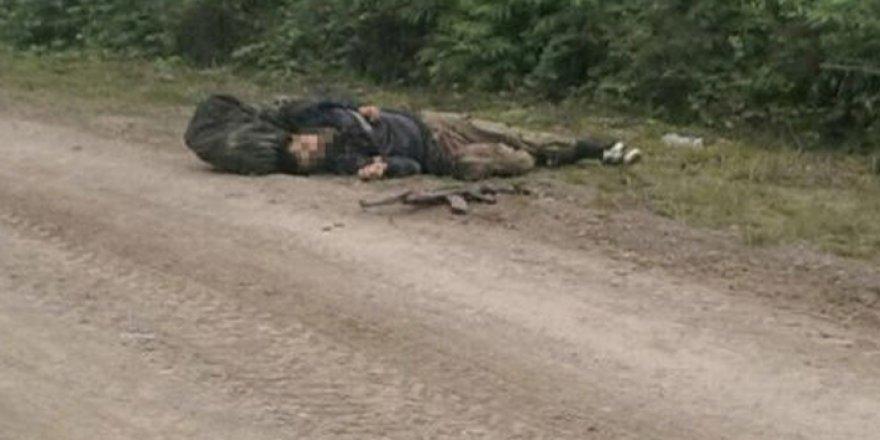 Ordu'da öldürülen terörist bakın kim çıktı!
