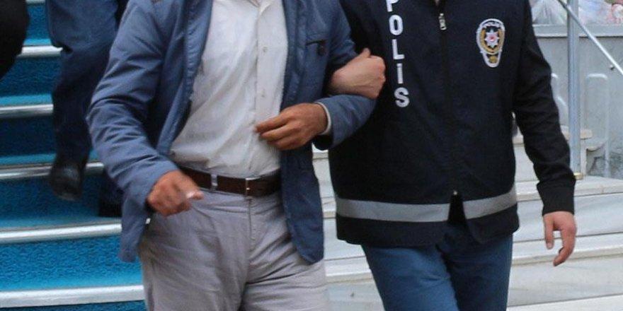 Karabük'te 5 kişi gözaltına alındı
