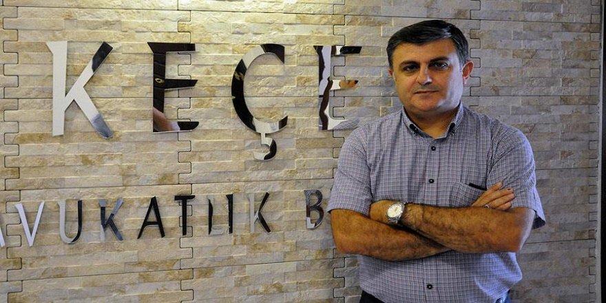 'FETÖ ile mücadelesi'ni avukat olarak sürdürüyor