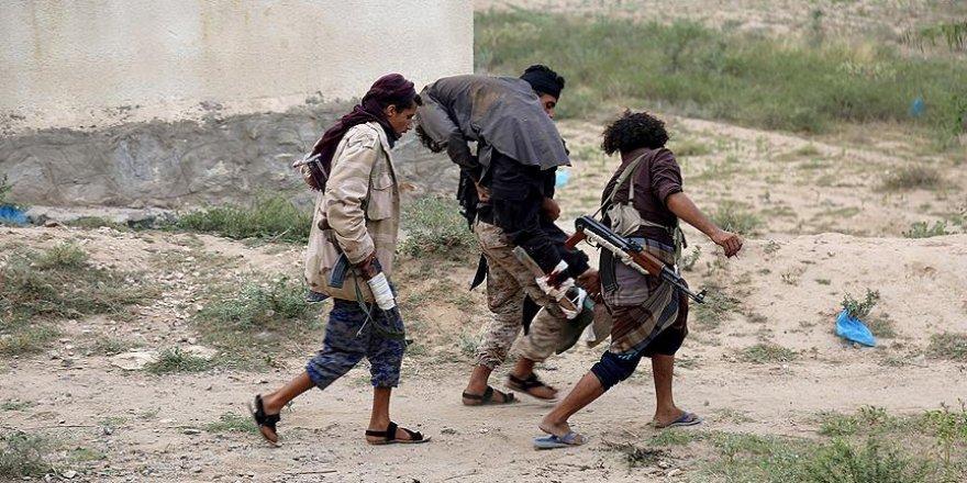 Yemen'de çatışma: 12 ölü 26 yaralı