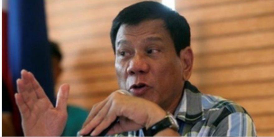 Filipin Devlet Başkanı'ndan Obama'ya küfür