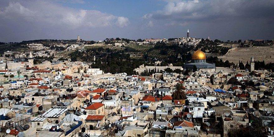 Filistin Çekya'nın 'Kudüs' kararını memnuniyetle karşıladı