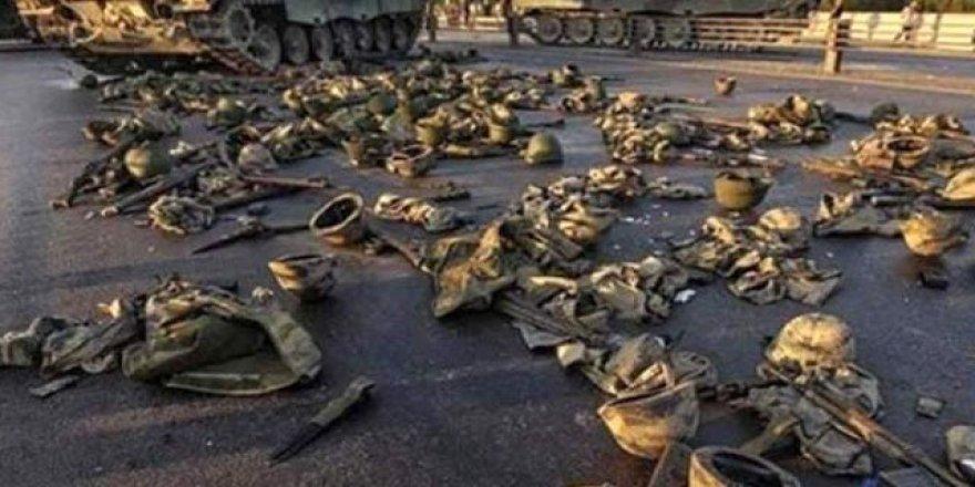 Ankara'ya gidemeyen ihanet timinin izi bulundu