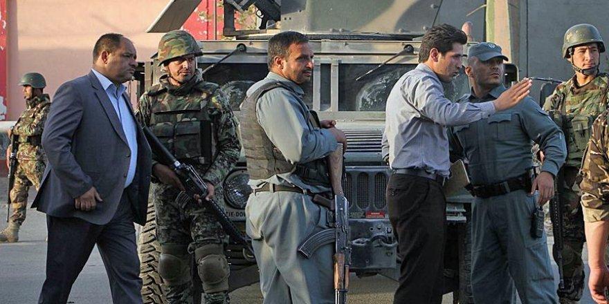 Afghan forces break charity office siege