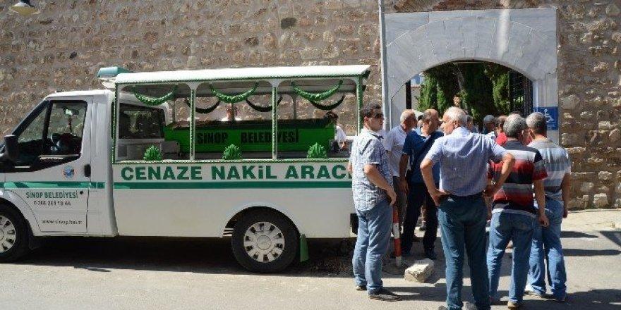 Emekli Yarbay Mine Demet Güngör Sinop'ta defnedildi