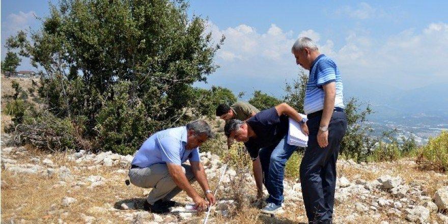 Rhodiapolis'e karşılama merkezi yapımına başlandı
