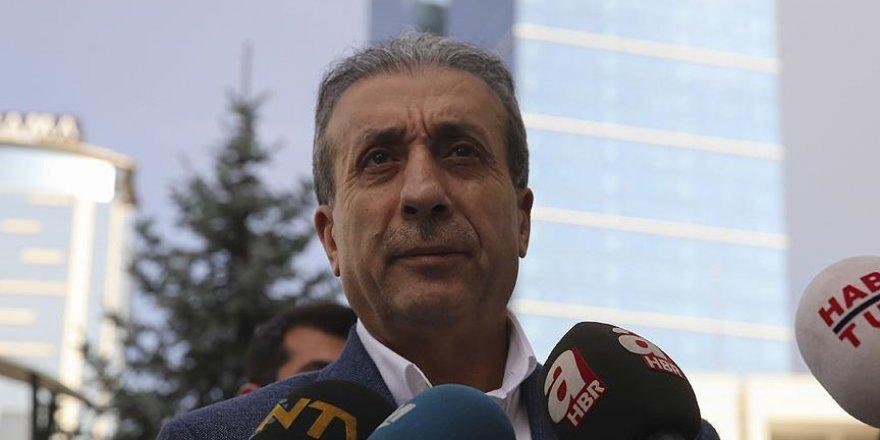 AK Parti heyeti Gülen için ABD'ye gitti