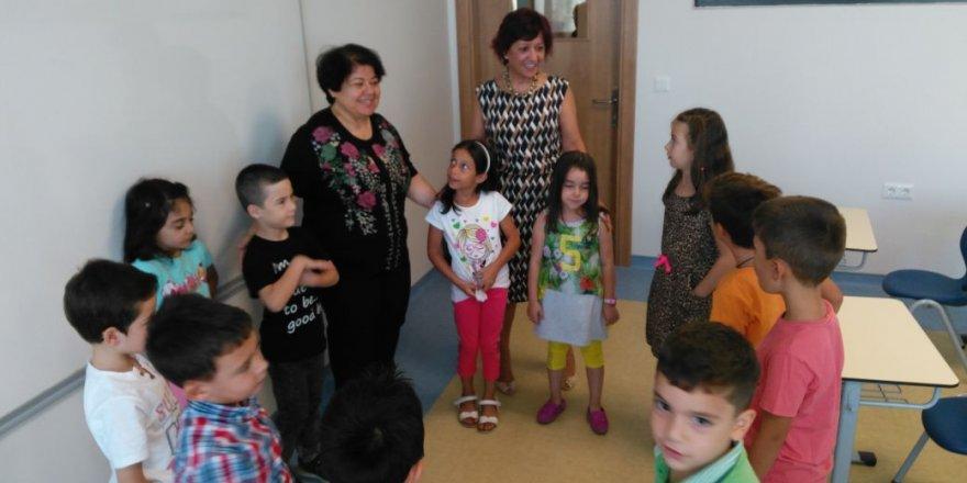 Özel Konya Nesibe Aydın Okulları ilk öğrencileri ile buluştu