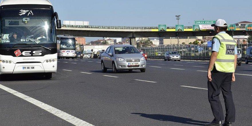 İstanbul'da bayram trafiği tedbirleri