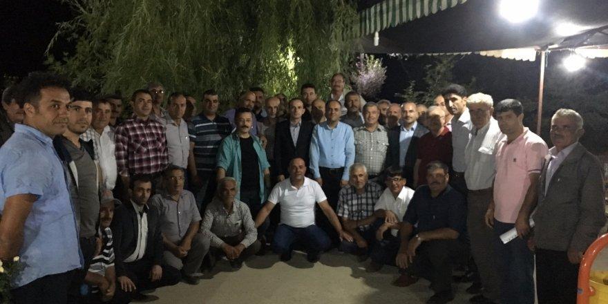 Beyşehir Kaymakam Vekili Ulusoy'dan veda