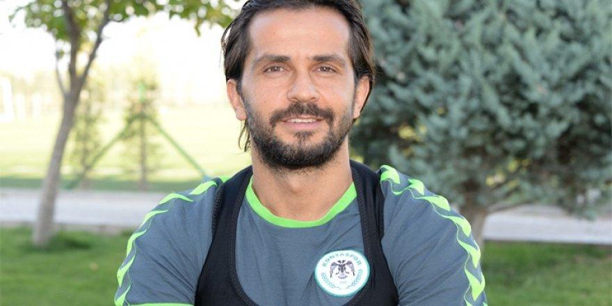 Atiker Konyasporlu futbolcu Ali Turan: O maçı kazanıp yavaş yavaş...