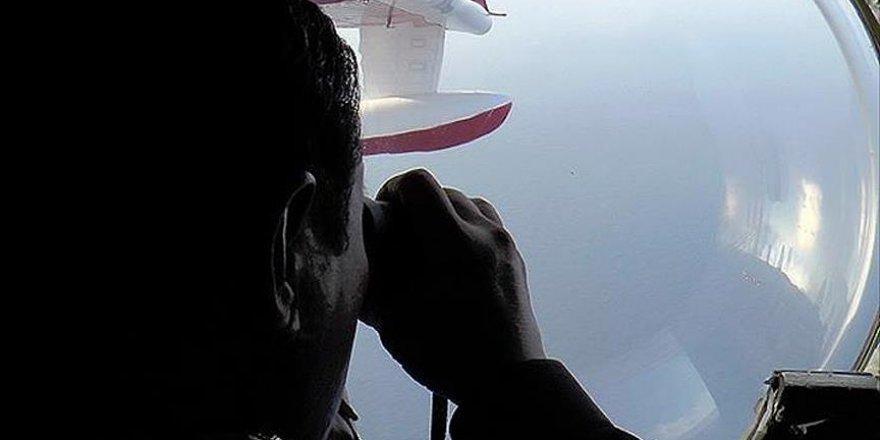 Makedonya'da düşen Alman uçağın yeri belirlendi