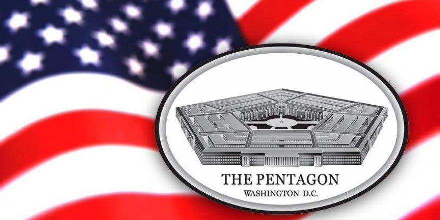 ABD Savunma Bakanlığı: Türkiye sınırının DAEŞ'ten temizlenmesi...