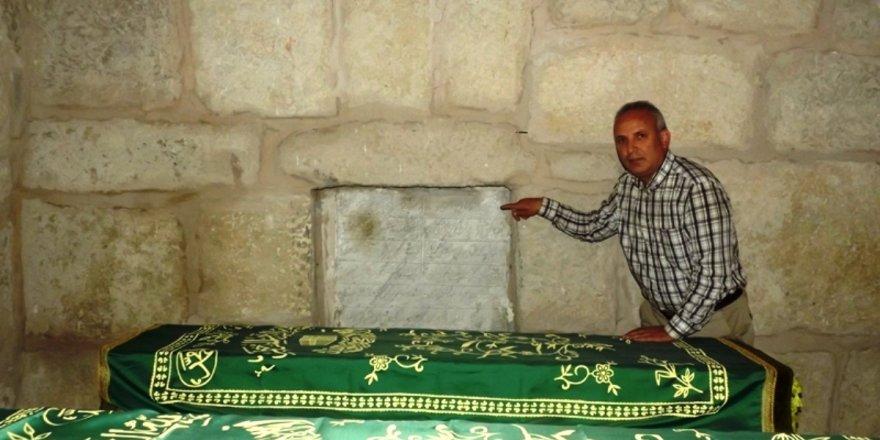 Seyyid Harun Camii'ndeki kitabe aydınlatıldı