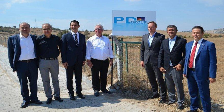 Alman firmasından Balıkesir'e 120 milyon avroluk yatırım