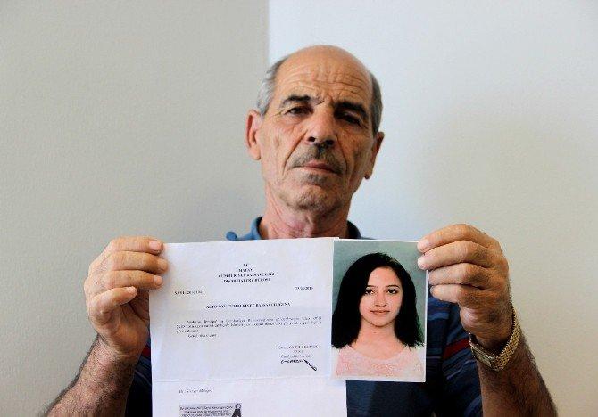 Suriyeli baba kaçırılan kızının bulunmasını istiyor