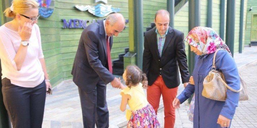 Engelsiz çocuklar Şile'de buluştu