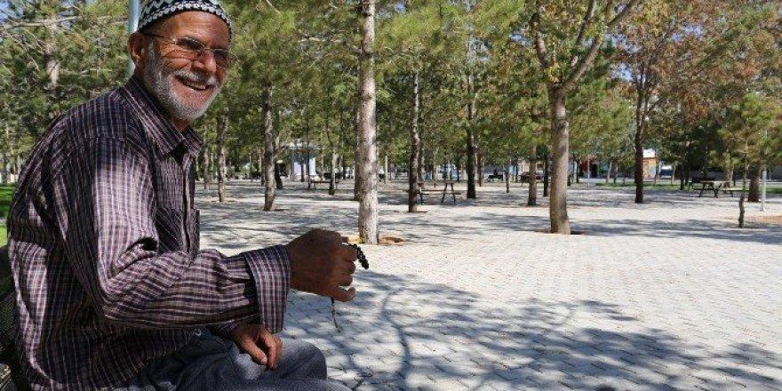 Karaman Belediyesi parkları yeniliyor