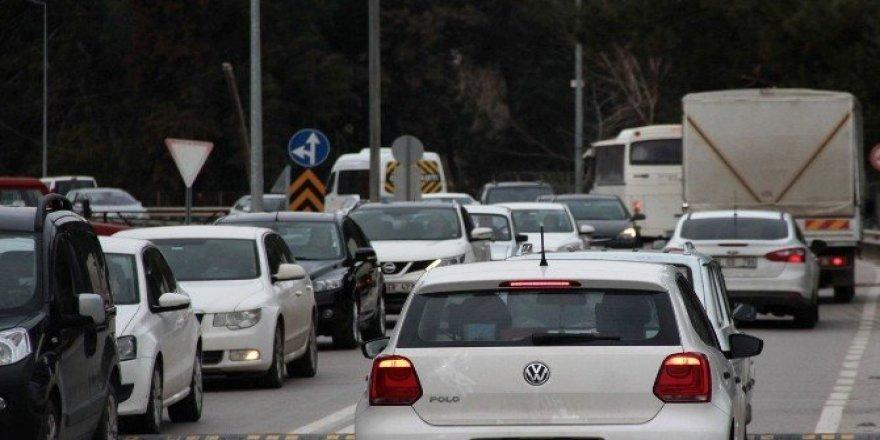 Malatya'da araç sayısı 150 bine ulaştı