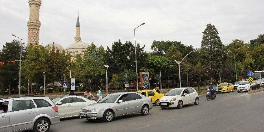 Edirne'de motorlu kara taşıtı sayısı 145 bin 841'e ulaştı