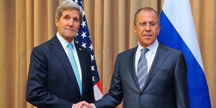 Lavrov ve Kerry Cenevre'de bir araya gelecek