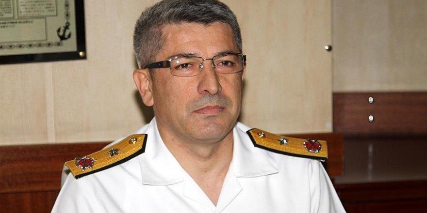 Yunanistan'a kaçmak isteyen amiraller yakalandı