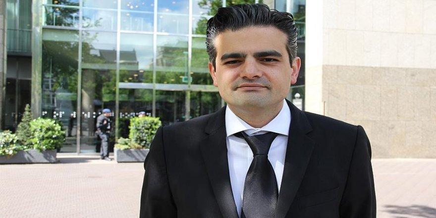 Hollanda'da Türk asıllı milletvekili, Netanyahu ile tokalaşmadı