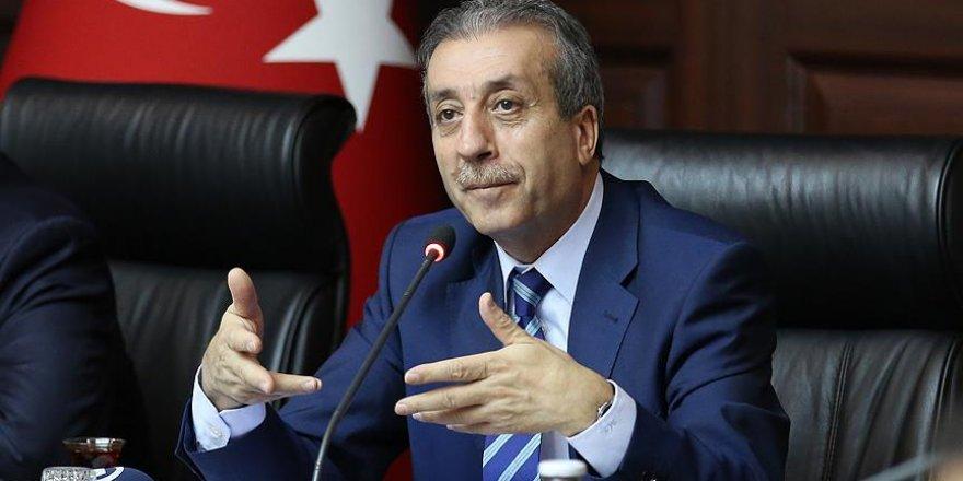 AK Parti heyeti ABD'de FETÖ elebaşı Gülen'in iadesini görüşüyor