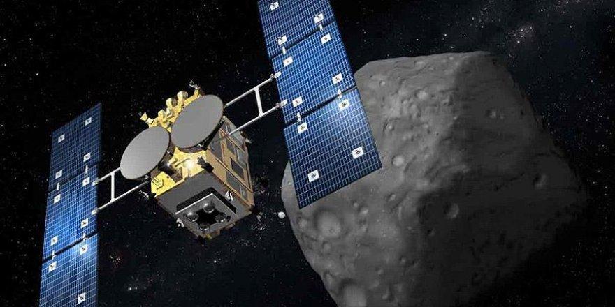 Uzay madenciliği için tarihi gün