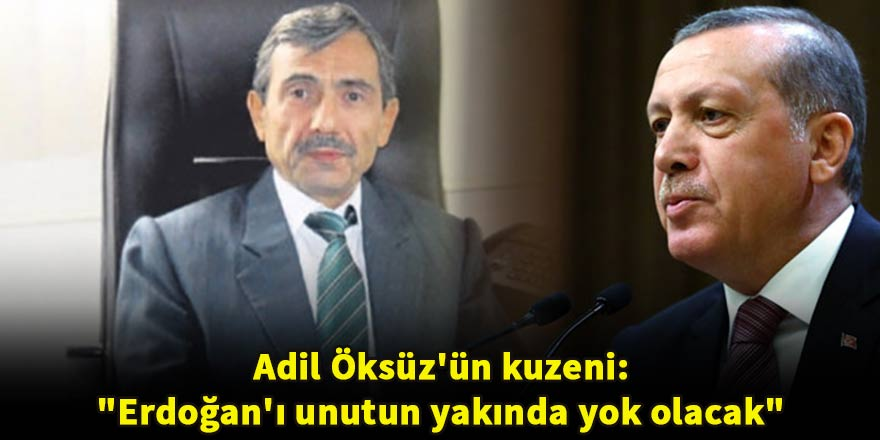"""Adil Öksüz'ün kuzeni: """"Erdoğan'ı unutun yakında yok olacak"""""""