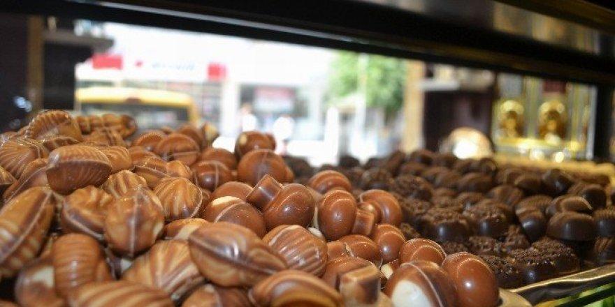 Bayramların olmazsa olmazı çikolata
