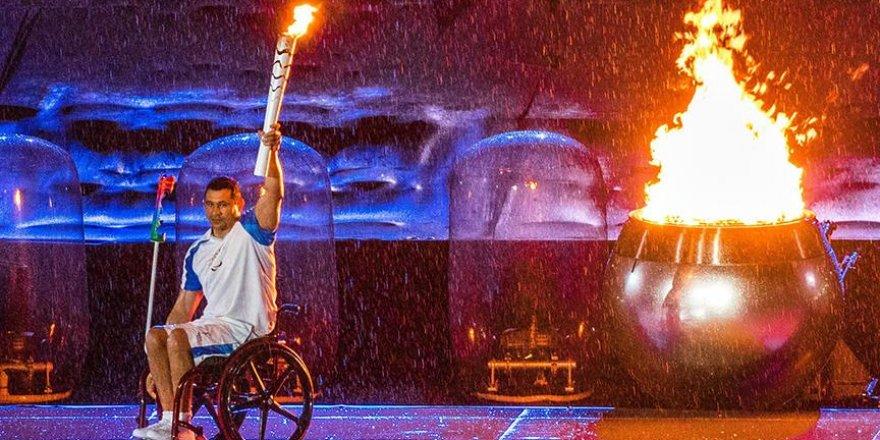 2016 Rio Paralimpik Oyunları başladı