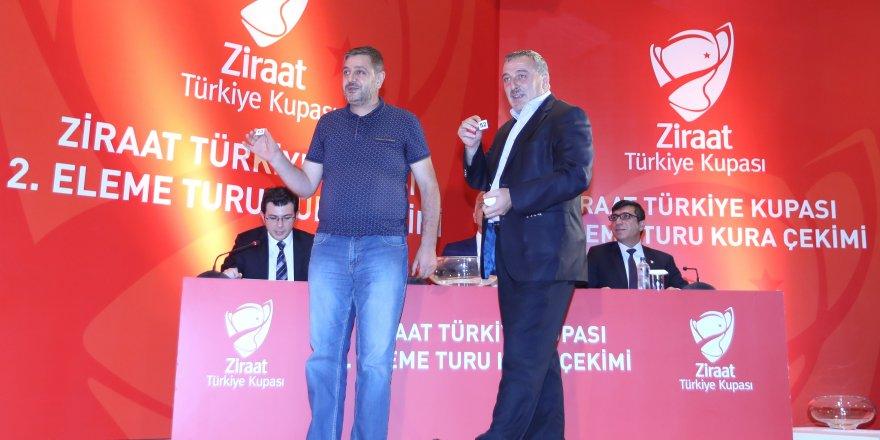 Ziraat Türkiye Kupası'nda 2. Eleme Turu eşleşmeleri belli oldu